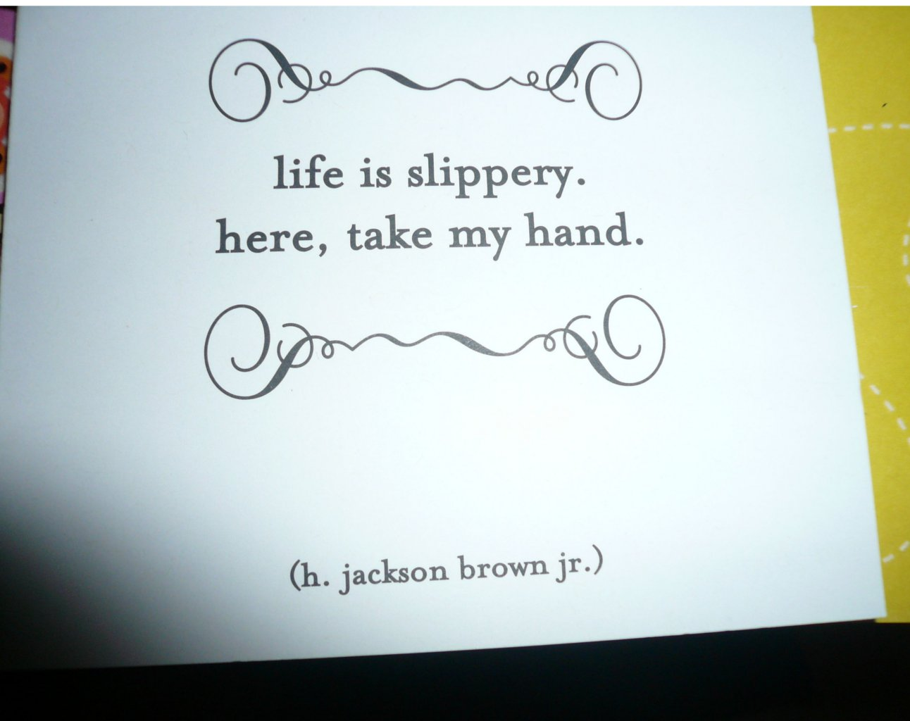 Life-is-slippery