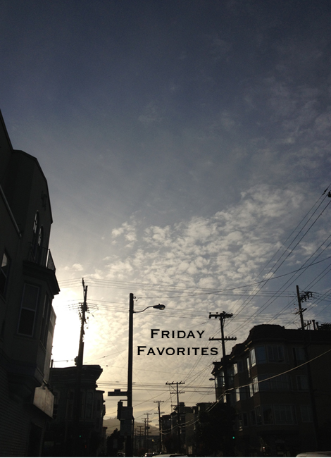 Fridayfavorites_march22