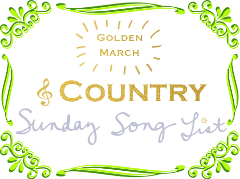March_Song_List