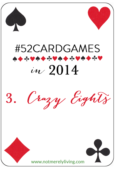 52 card Games Crazy Eights