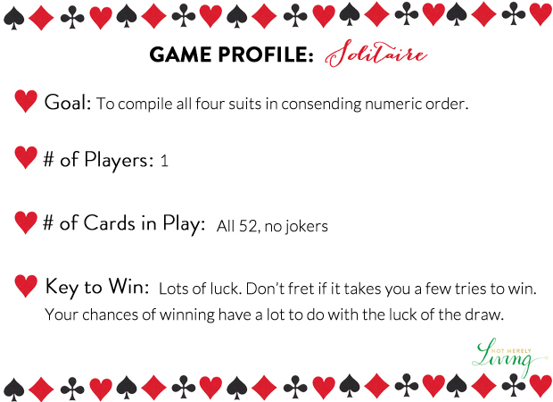 52 card games solitaire