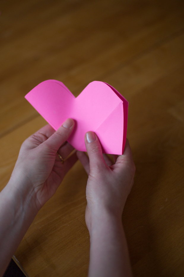 Valentine's Heart Cup