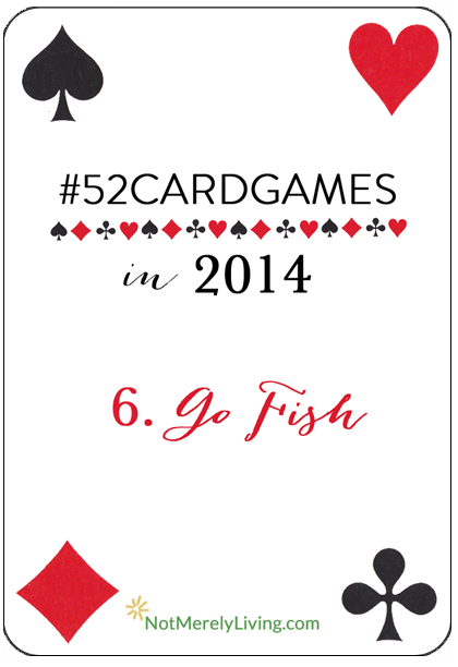 52 Card Games Go Fish