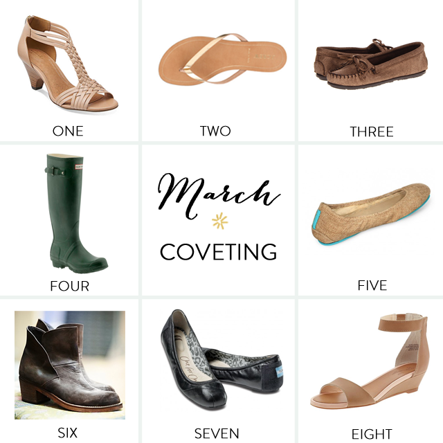 Coveting Shoes