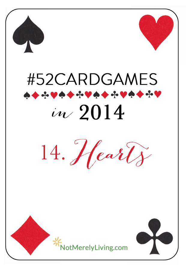 14 Hearts 52 Card Games Project