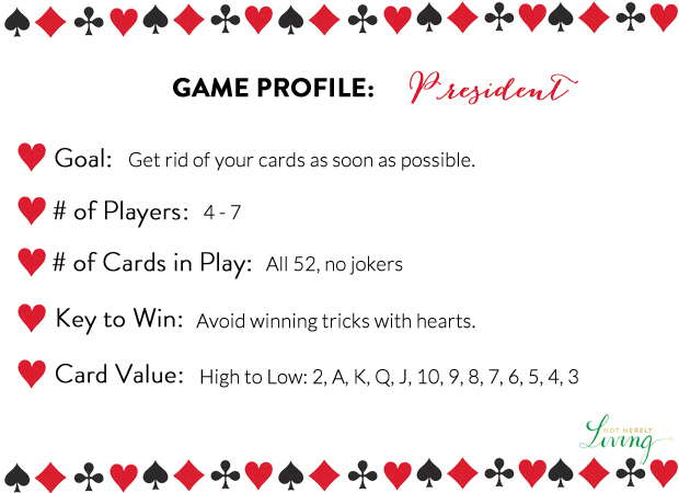 president online card game